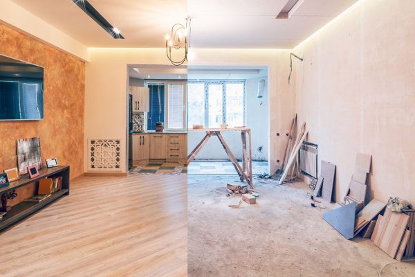 Things to consider for house renovation
